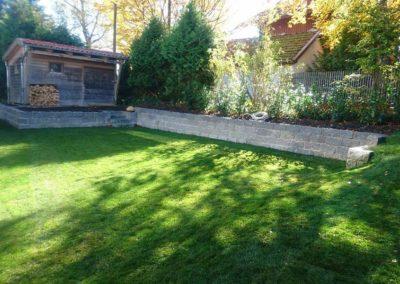 Steinmauern von Rudi Krauss Garten- und Landschaftsbau