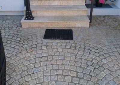 Steintreppen und -pflaster von Ihrem GaLaBau-Unternehmen aus Seefeld